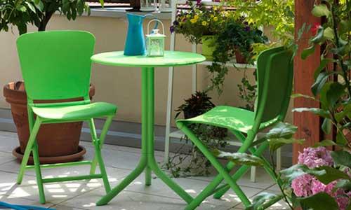 Tavolo da esterno spritz articoli per plateatici e dehors for Articoli per esterno