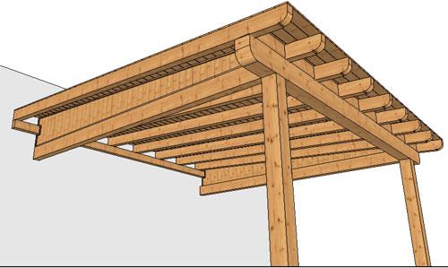 Arreda il tuo giardino articoli per plateatici e dehor - Pergolati in legno autoportanti ...